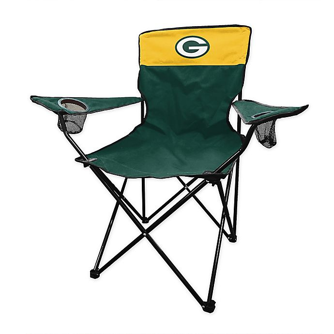 Alternate image 1 for NFL Green Bay Packers Legacy Folding Chair