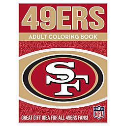 NFL San Francisco 49ers Adult Coloring Book