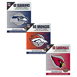 NFL Go Activity Book