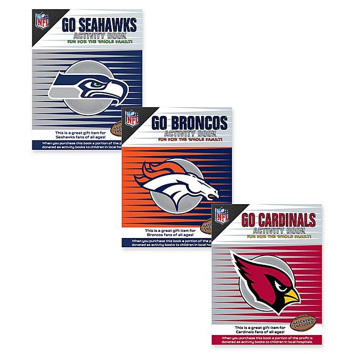 Alternate image 1 for NFL Go Activity Book