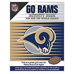 NFL Go Los Angeles Rams Activity Book