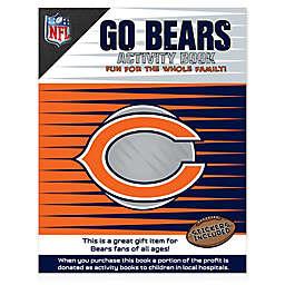 NFL Go Chicago Bears Activity Book
