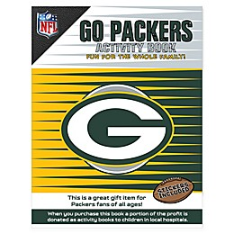 NFL Go Green Bay Packers Activity Book