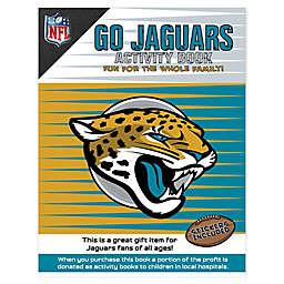 NFL Go Jacksonville Jaguars Activity Book