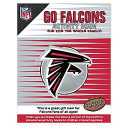 NFL Go Atlanta Falcons Activity Book