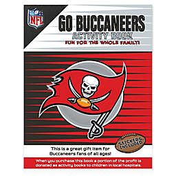 NFL Go Tampa Bay Buccaneers Activity Book