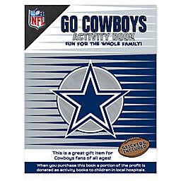 NFL Go Dallas Cowboys Activity Book