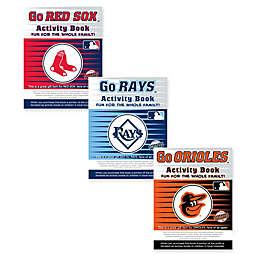 MLB Go Activity Book