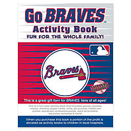 MLB Go Atlanta Braves Activity Book