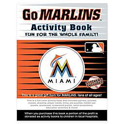 MLB Go Miami Marlins Activity Book