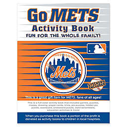 MLB Go New York Mets Activity Book