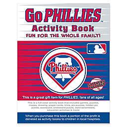 MLB Go Philadelphia Phillies Activity Book