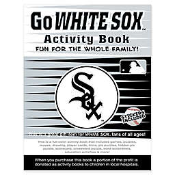 MLB Go Chicago White Sox Activity Book