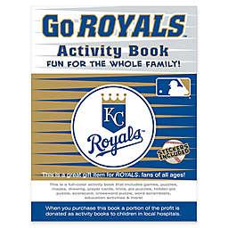 MLB Go Kansas City Royals Activity Book
