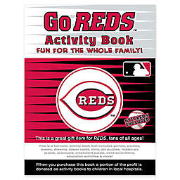 MLB Go Cincinnati Reds Activity Book