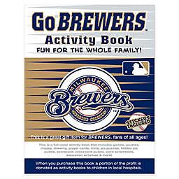 MLB Go Milwaukee Brewers Activity Book