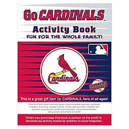 MLB Go St. Louis Cardinals Activity Book