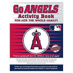 MLB Go Los Angeles Angels Activity Book