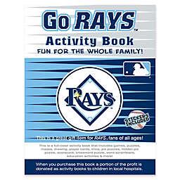MLB Go Tampa Bay Rays  Activity Book