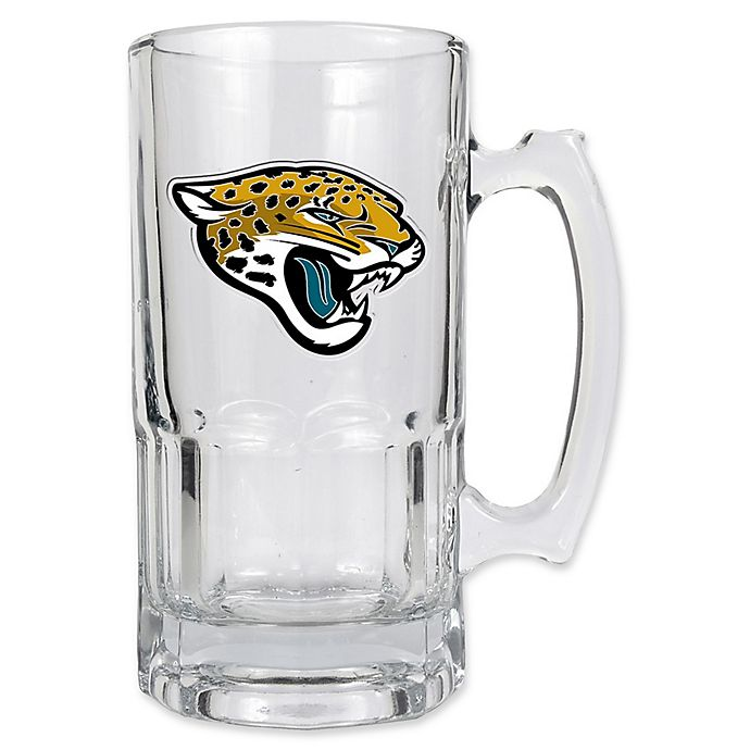Alternate image 1 for NFL Jacksonville Jaguars 34 oz. Macho Mug