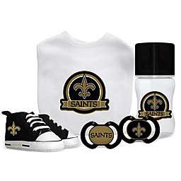 Baby Fanatic NFL New Orleans Saints 5-Piece Gift Set