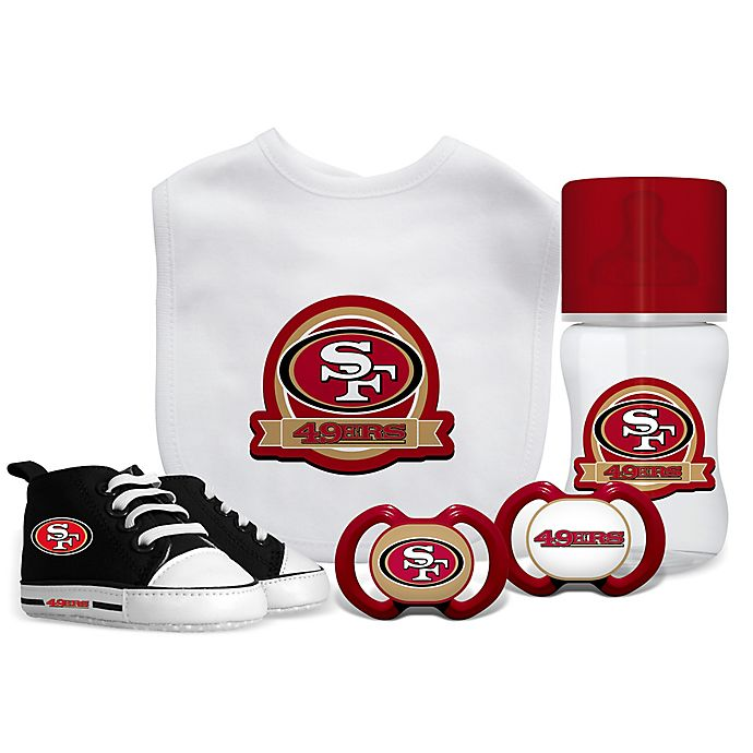 check out 30a07 c41f2 Baby Fanatic NFL San Francisco 49ers 5-Piece Gift Set ...