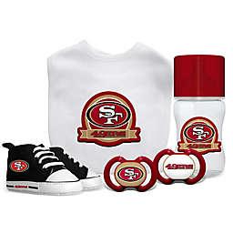 Baby Fanatic NFL San Francisco 49ers 5-Piece Gift Set