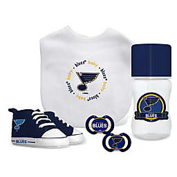 Baby Fanatic NHL St. Louis Blues 5-Piece Gift Set