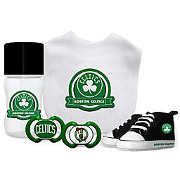 aff1c7af083 Baby Fanatic NBA Boston Celtics 5-Piece Gift Set