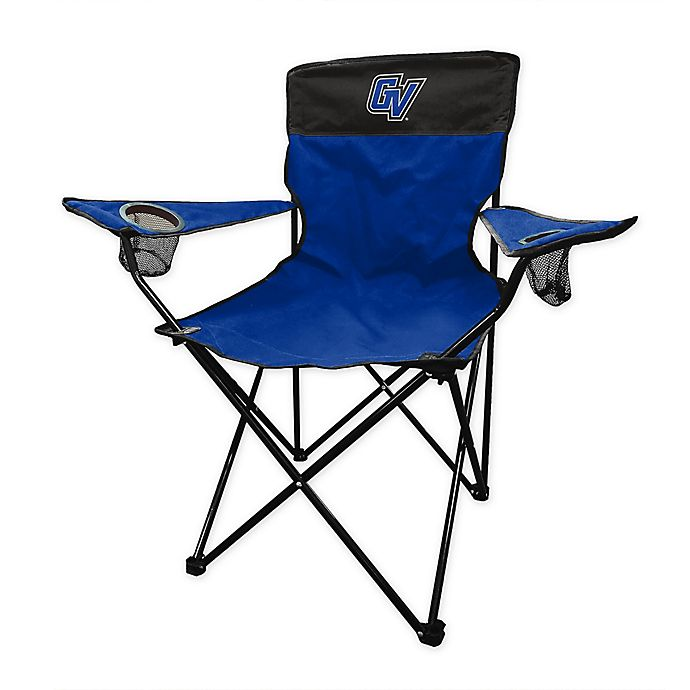 Alternate image 1 for Grand Valley State University Legacy Folding Chair in Royal