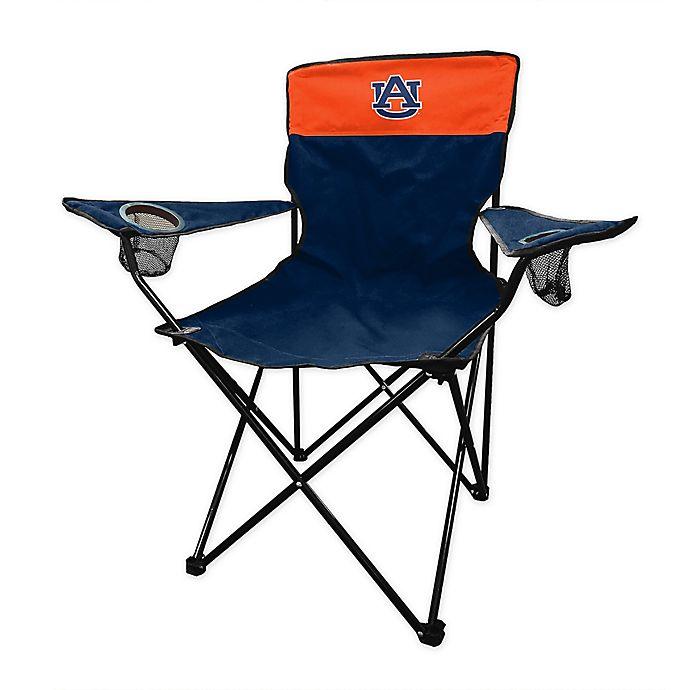 Alternate image 1 for Auburn University Legacy Folding Chair in Navy