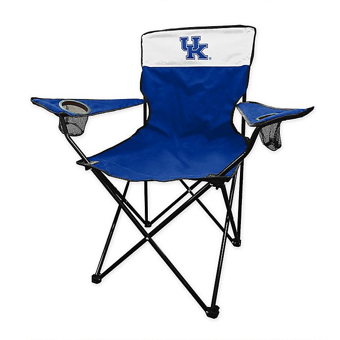 Brilliant University Of Kentucky Legacy Folding Chair In Royal Bed Ocoug Best Dining Table And Chair Ideas Images Ocougorg
