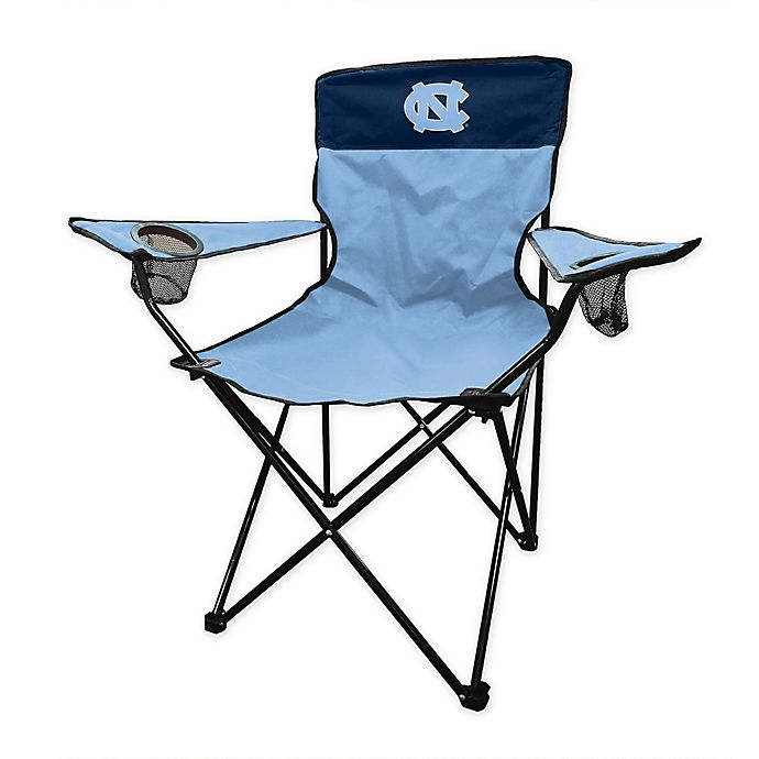 Alternate image 1 for University of North Carolina Legacy Folding Chair in Powder