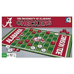 University of Alabama Checkers Game