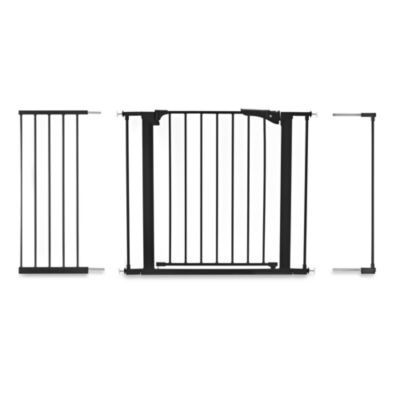 Kidco 174 Gateway Pressure Mount Safety Gate In Black
