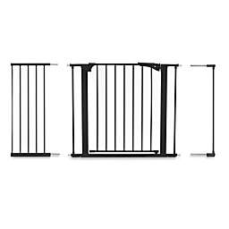KidCo® Gateway Pressure Mount Safety Gate in Black