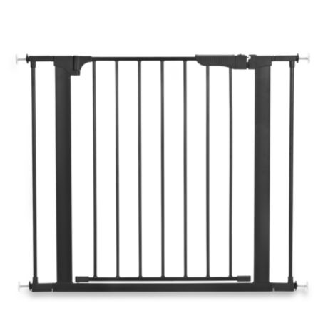 Kidco 174 Gateway Auto Close Pressure Mount Gate In Black