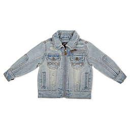 Urban Republic Washed Cotton Denim Trucker Jacket