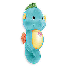 Fisher-Price® Ocean Wonders™ Soothe & Glow Seahorse™ in Blue
