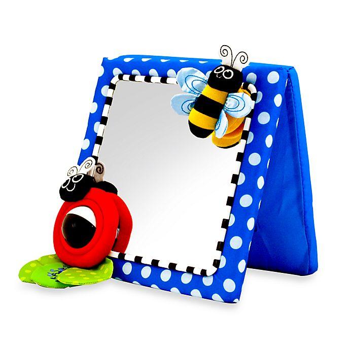 Alternate image 1 for Sassy® Floor Mirror