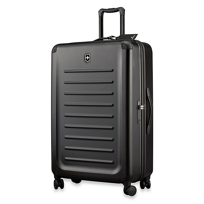 Alternate image 1 for Victorinox Spectra 32-Inch Hardside Spinner Checked Luggage
