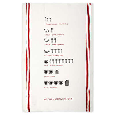 Artisanal Kitchen Supply® Glossary Kitchen Towel