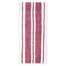 Artisanal Kitchen Supply® Linen Stripe Kitchen Towel