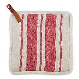 Artisanal Kitchen Supply® Terry Stripe Pot Holder