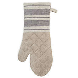Artisanal Kitchen Supply® Stripe Woven Oven Mitt