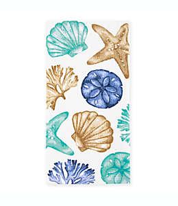 KitchenSmart® Colors Toalla de cocina con diseño marino