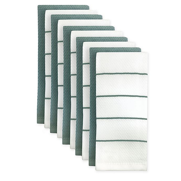 10-Pack Cotton Kitchen Towels | Bed Bath & Beyond