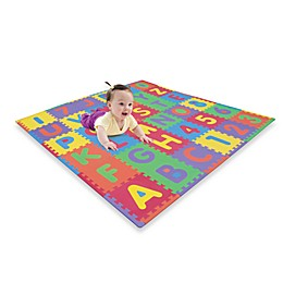 Verdes Foam ABC & Numbers Playmat
