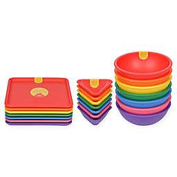 Lollaland® 21-Piece Toddler Mealtime Set