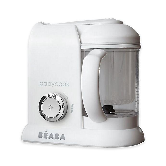 Alternate image 1 for BEABA® Babycook Baby Food Maker in White